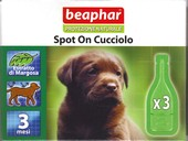 BEAPHAR Spot on Cane 3  pipette cucciolo